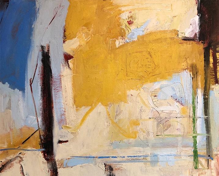 Golden Dream, Oil, 16x20