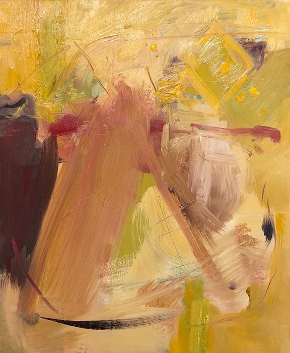 September, Oil, 12x10